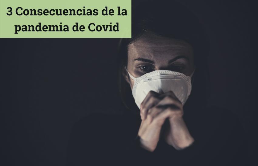 Consecuencias de la pandemia